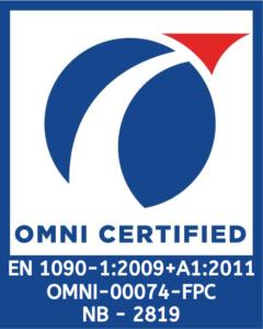 CE Certification OMNI-00074-FPC