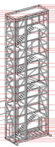 Stairwell Drawings